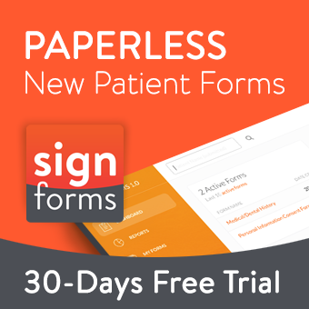 Paperless New Patient Forms